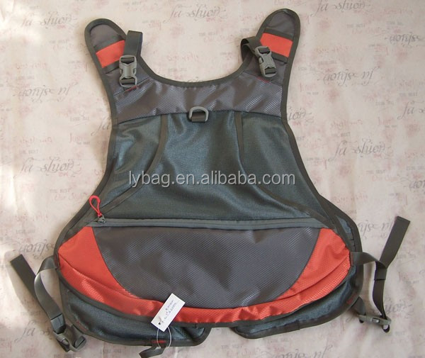 one size fits most fly fishing chest pack with big pockets