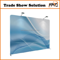 Aluminum Extrusion Trade Show Booth