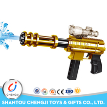 Brand new promotion water bomb safe plastic toy pop guns for kids