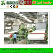 Taichang Hot Selling 2100mm news printing Paper Machine