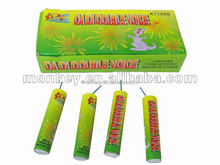 Da di double voice cracker bomb fireworks thunder loud firecracker (K7158B)