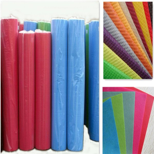 PE Laminated fabric of PP spunbond nonwoven fabric 2m