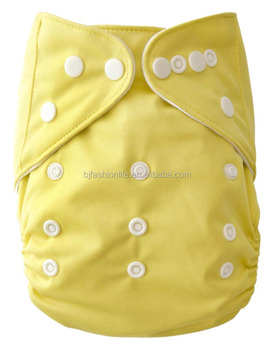 hot sale fashion desgin single leak guard washable baby cloth diaper