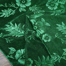 China Manufacturer Printed Polyester Korean Fabric For Curtain