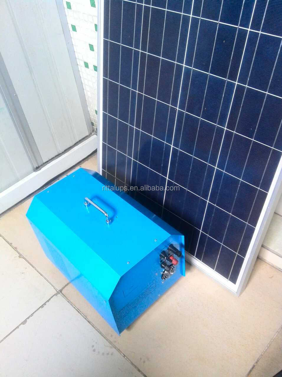 350w 600w 1000w 1500w solar power system for home