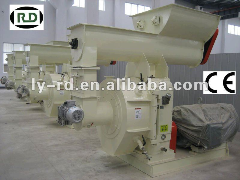 Hot sale! CE RD supply wood pellet mill