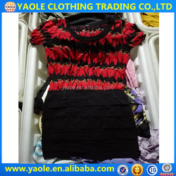 lady cotton dress second hand clothing in bales used clothes australia