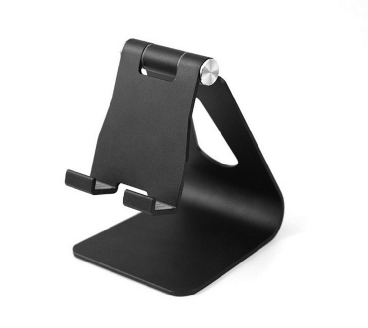 Universal Adjustable stable good quality Desktop Dock Stand aluminum phone stand