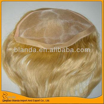 Blonde Hair Piece 14
