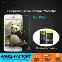 2016 Newest! iP 5se Tempered Glass Screen Protector
