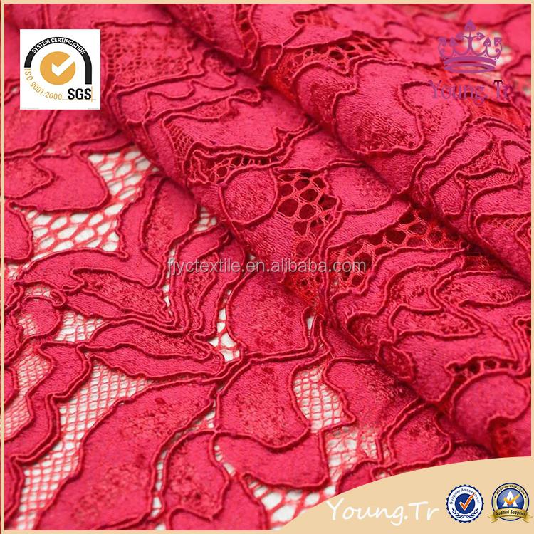 Высочайшее качество 3D цветок шнур кружева вышитые немецкий кружевной ткани для платья, немецкий Кружева