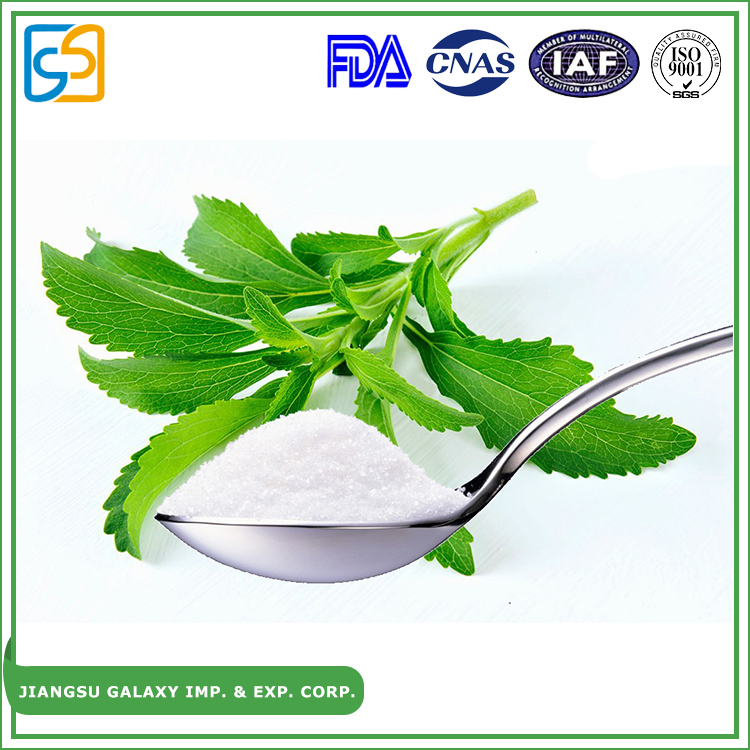 Top quality rebaudioside A wholesale sugar China stevia sugar