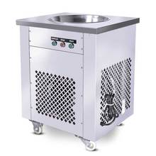 liquid nitrogen fried ice cream roll machine