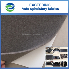 polyester needle felt nonwoven fabric for car automobile interior decoration