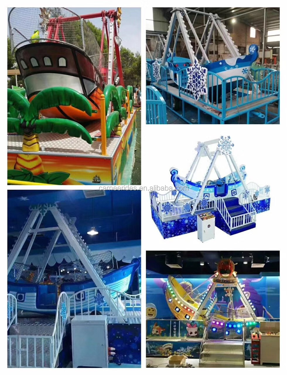Funfair portable kiddie rides amusement equipment mobile 24seats coffee cup