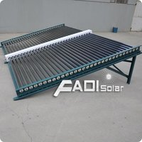 Reliable Calentador Solar Supplier In China (60Tube) /2.0mm thickness frame / 25degree angle