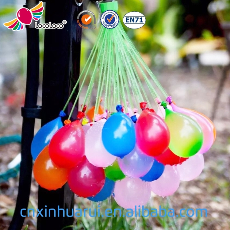 Most Popular Self sealing 3inch small playing magic water balloon bunch o balloon