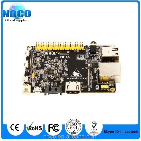 Single Board Mini PC Banana Pi Pro with <strong>1</strong> GB RAM for Simple Programming Scratch by Banana Pro