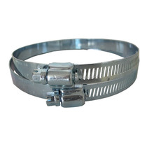 Galvanized Hose Clamp with Worm Drive screw/mini hose clamp