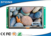 Touch screen 10.4 inch TFT LCD display as HMI display