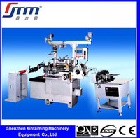 Automatic Continuous Adhesive Label Die Cutting Machine With High Yield