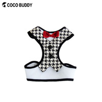 Wholesale Soft Mesh Fabric Pet Harness for Ceremony