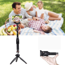YunTeng 888 Selfie stick monopod with bluetooth shutter