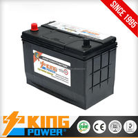 Sealed lead acid battery N80MF
