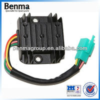Best Rectifier Regulator for CG125 , CG125 Motorcycle Voltage Regulator Rectifier 12V, Good Waterproof !!!