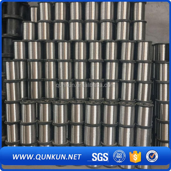 anping factory supply stainless steel fine mesh wire