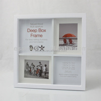 2015 hot sale fashion wooden photo frame Christmas gift ,top popular wooden frame photo,wooden photo frame W09A012-S