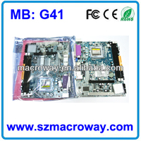 good quality g41 socket 478 ddr3 motherboard