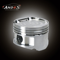 Custom Forged Cast Piston for Toyota 1MZ 1MZFE V6 87.5mm Piston