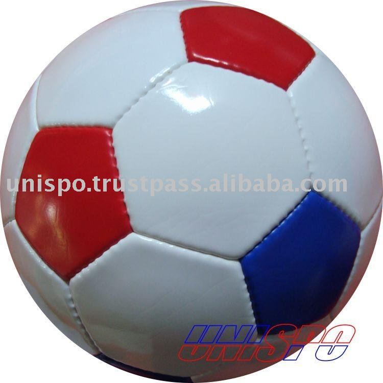Foam PVC Match Soccer Ball