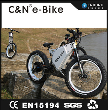 "New 26""*4.0 electric fat bike riding on beach or snow electric bicycle with aluminum alloy frame"