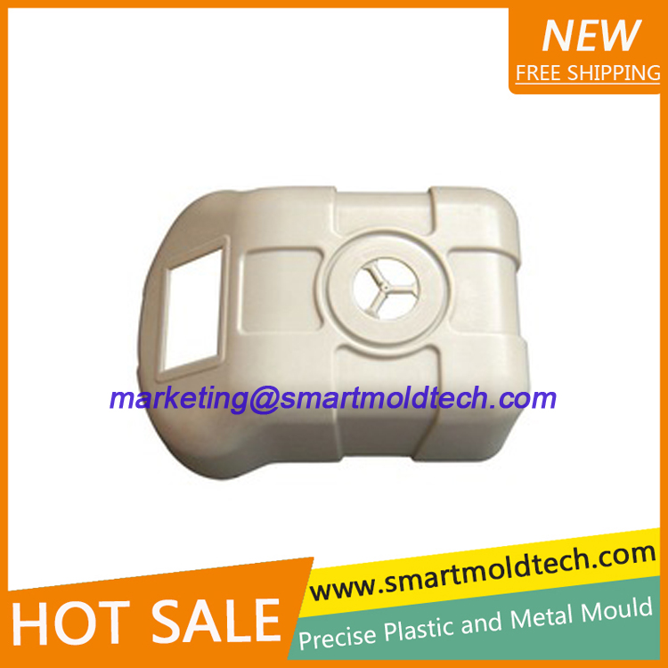 white ABS plastic motorcycle spare parts mould manufacturer