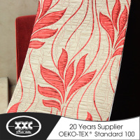 High quality middle east hot selling jacquard fabric for curtain