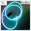 PVC out jacket 24V DC 12W/M SMD5050 60pcs/m led strip 5050 Led flexible neon strip light for outdoor decoration
