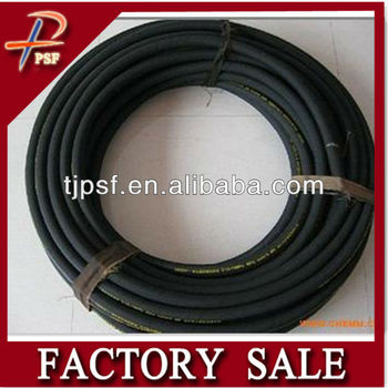 PSF 6-51mm/(1/4''-2'') high pressure hydraulic rubber hoses