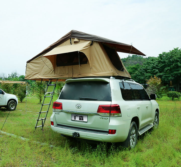 Factory direct outdoor camping speed-up anti-mosquito car roof <strong>tent</strong>