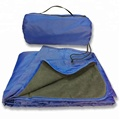 Extra Large Waterproof Outdoor Camping Blanket with Warm Fleece Great for Beach, Camping, Festival, Stadium and Picnic Use