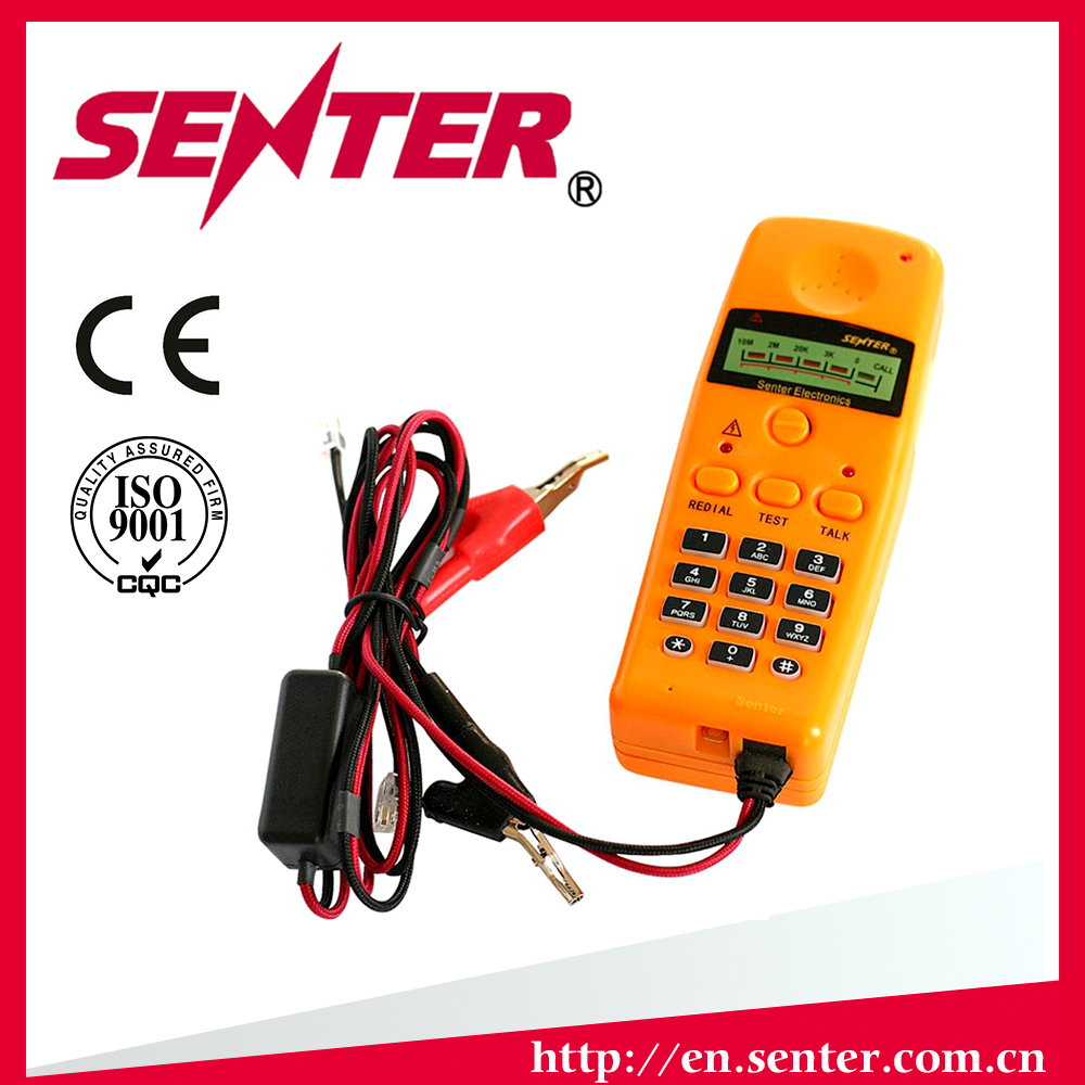 SENTER cheap type caller id telephone ,telephone test sets,lineman butt set