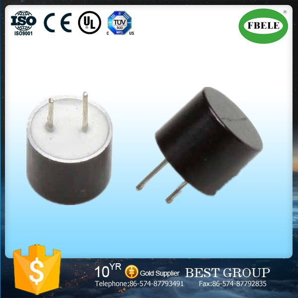 FBULS1007PS hot sale 10mm 40KHz piezoelectric ultrasonic sensor (FBELE)