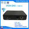 Fiber optic 1FE+WIFI ONT, GEPON FTTH, fttx network device