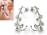 Special Willow Decorative Article Stud Earing With Jewelry For Party