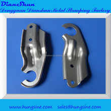 OEM ODM stamping parts the shock absorber of steel stand dacromet damper bracket stamping