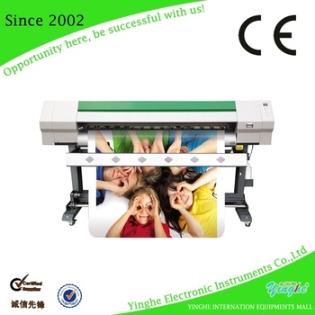 Factory Wholesale price of vinyl printer with econonical