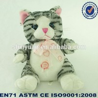 Buy toys from china female plush cat toy cute pussy