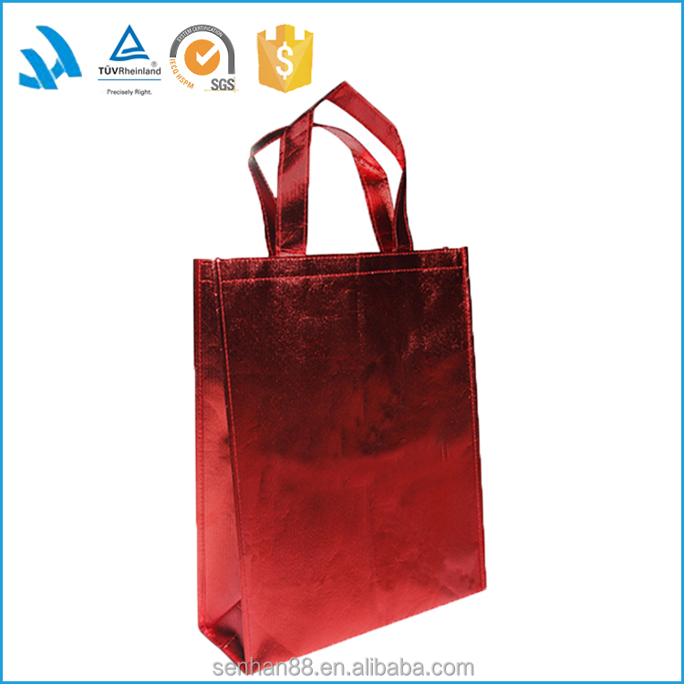 PP used non woven bag,PP woven shopping bag made in china