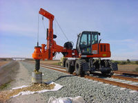 APPLICATION DRILLING KIT FOR RAILWAY PROJECT